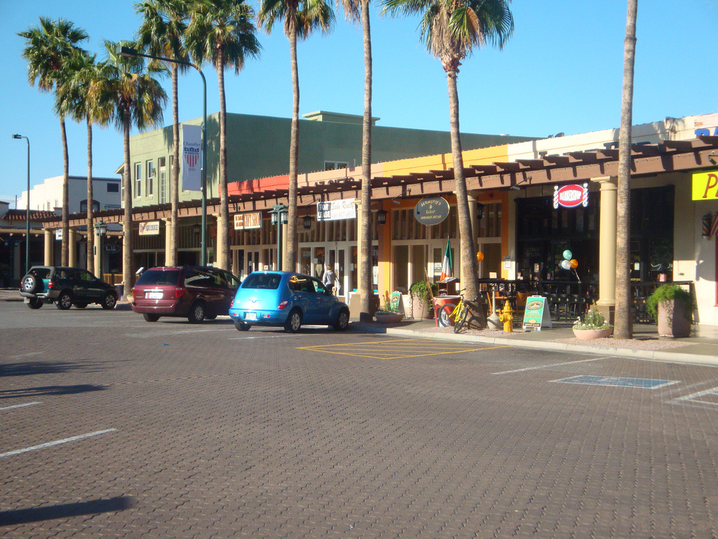 Downtown Chandler Arizona