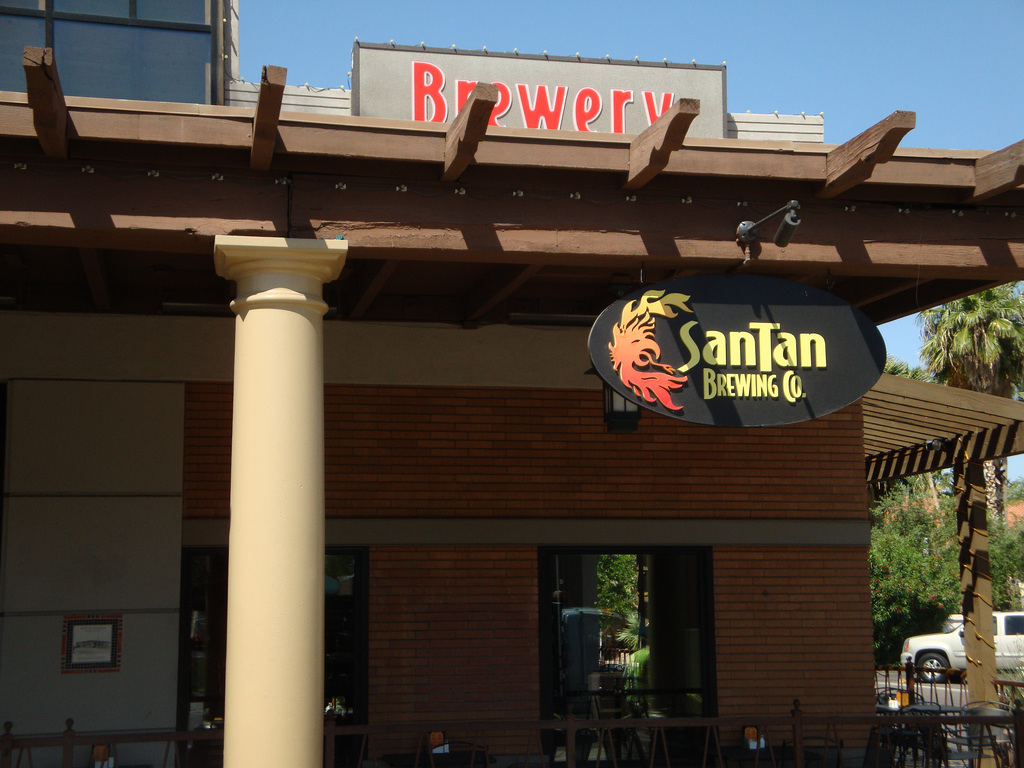San Tan Brewery Tours