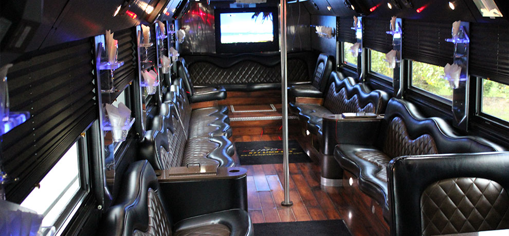 party bus rental az